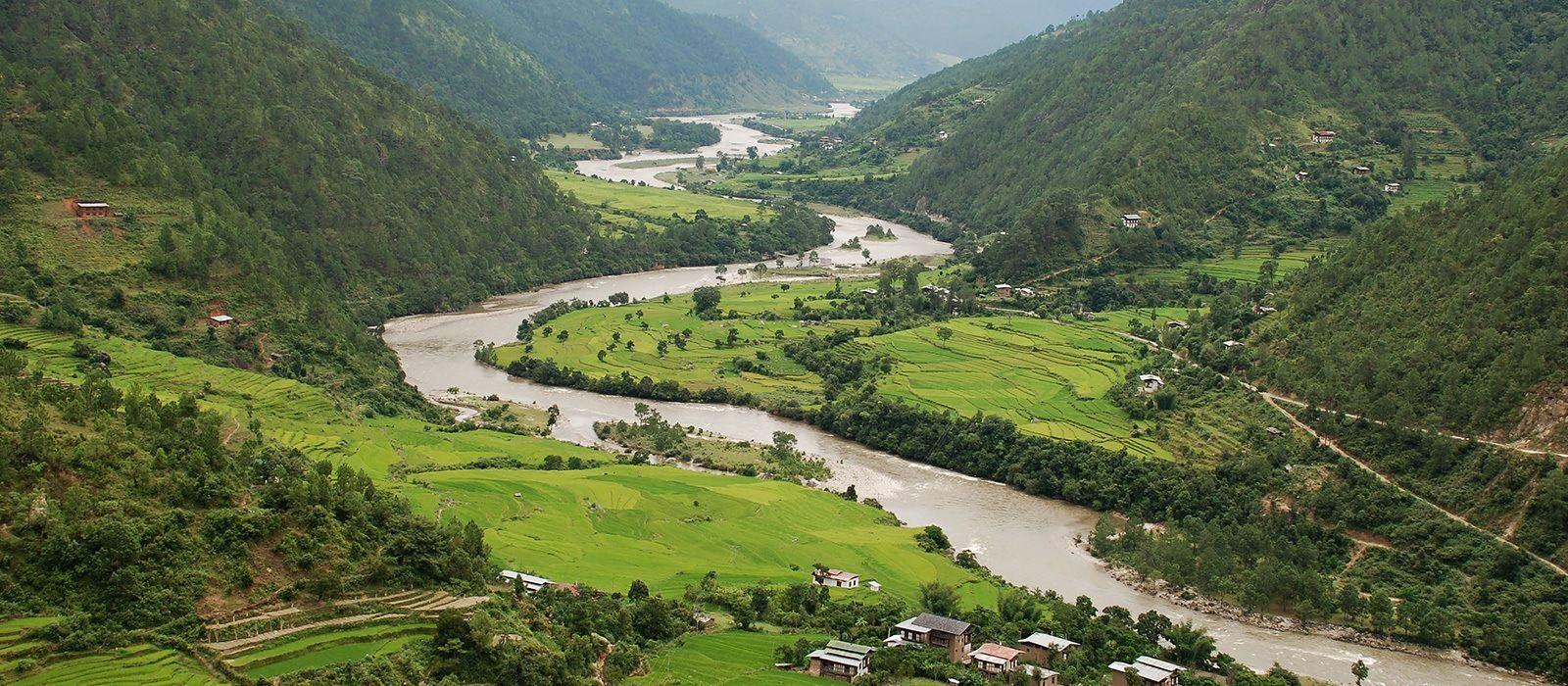 Bhutan: Auf den Spuren des Glücks Urlaub 4