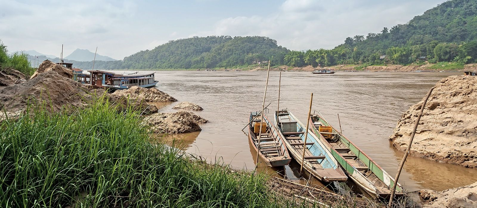 Laos Reise zu Lande und zu Wasser Urlaub 8