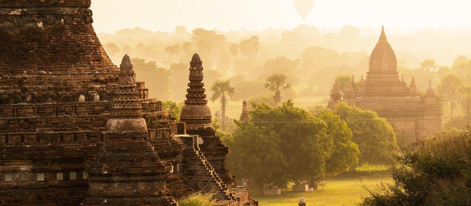 Thailand & Myanmar: Südostasien zwischen Tradition und Moderne Urlaub 2