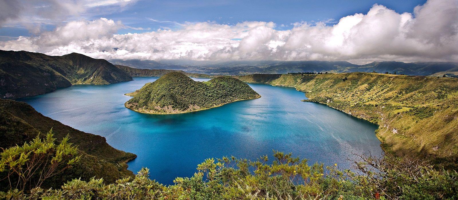Ecuador: Galapagos, Traditions & Chocolate Tour Trip 1