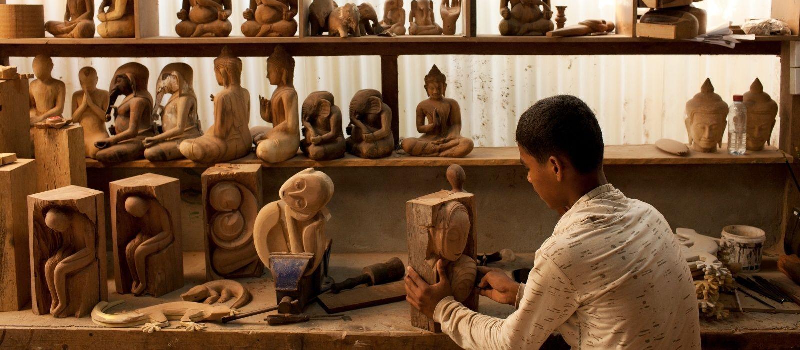 Myanmar & Kambodscha: Zauberhafte Höhepunkte Urlaub 4