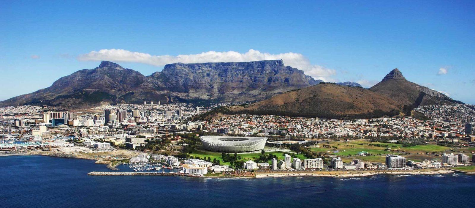 Sambia und Südafrika: Kapstadt, Safari und Viktoriafälle Urlaub 4