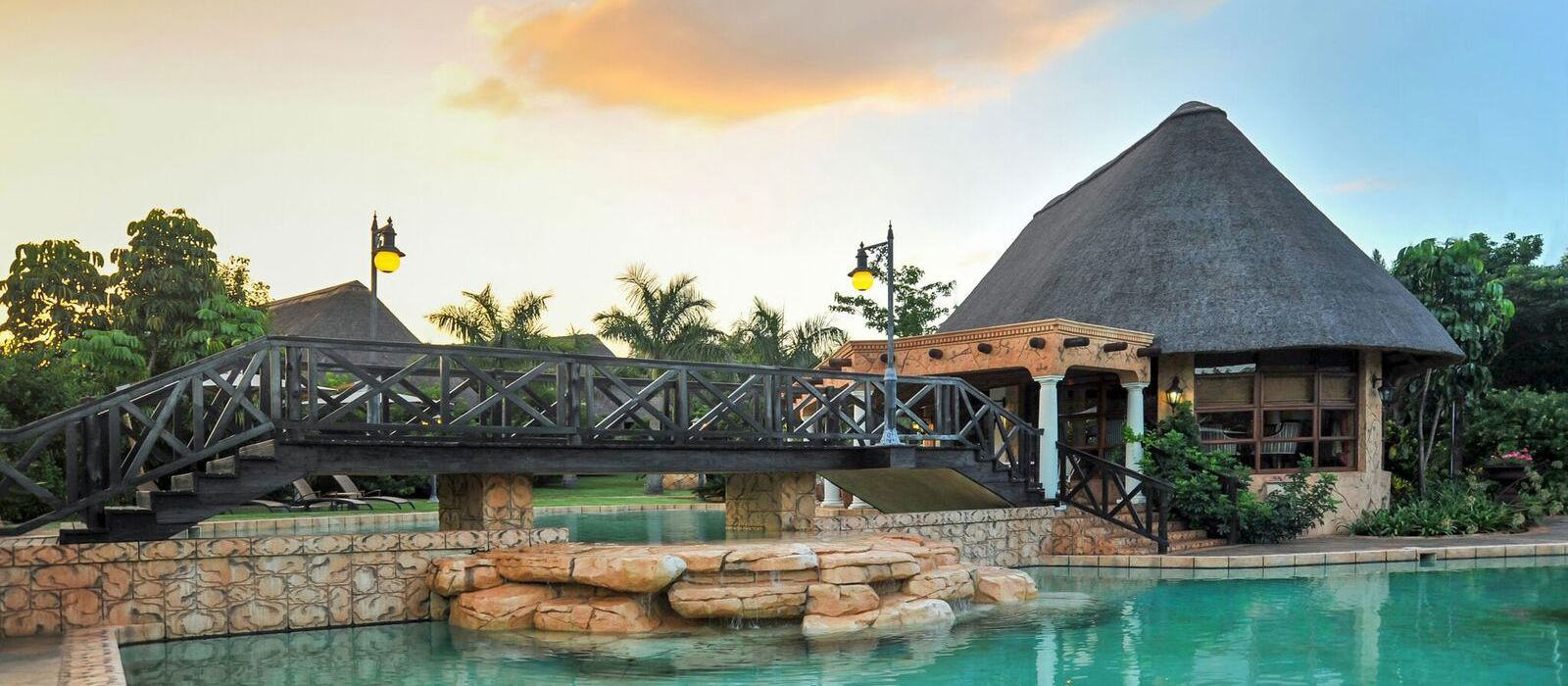 Hotel Summerfield Luxury  & Botanical Garden Swaziland