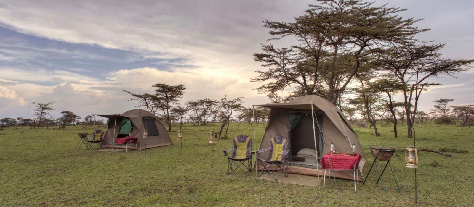 Kenya: Walking Safari & Beach Bliss Tour Trip 1