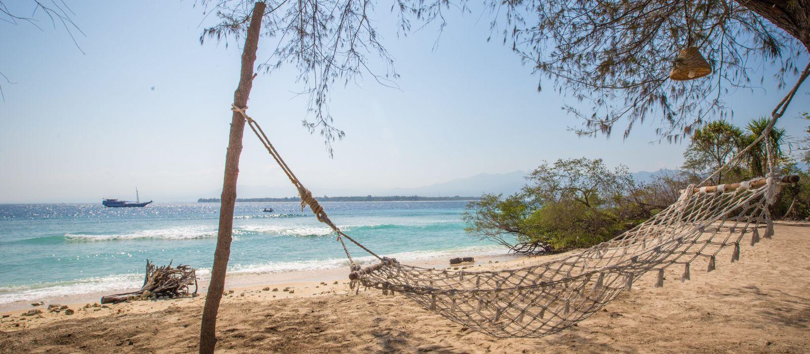 Reiseziel Gili Meno Indonesien