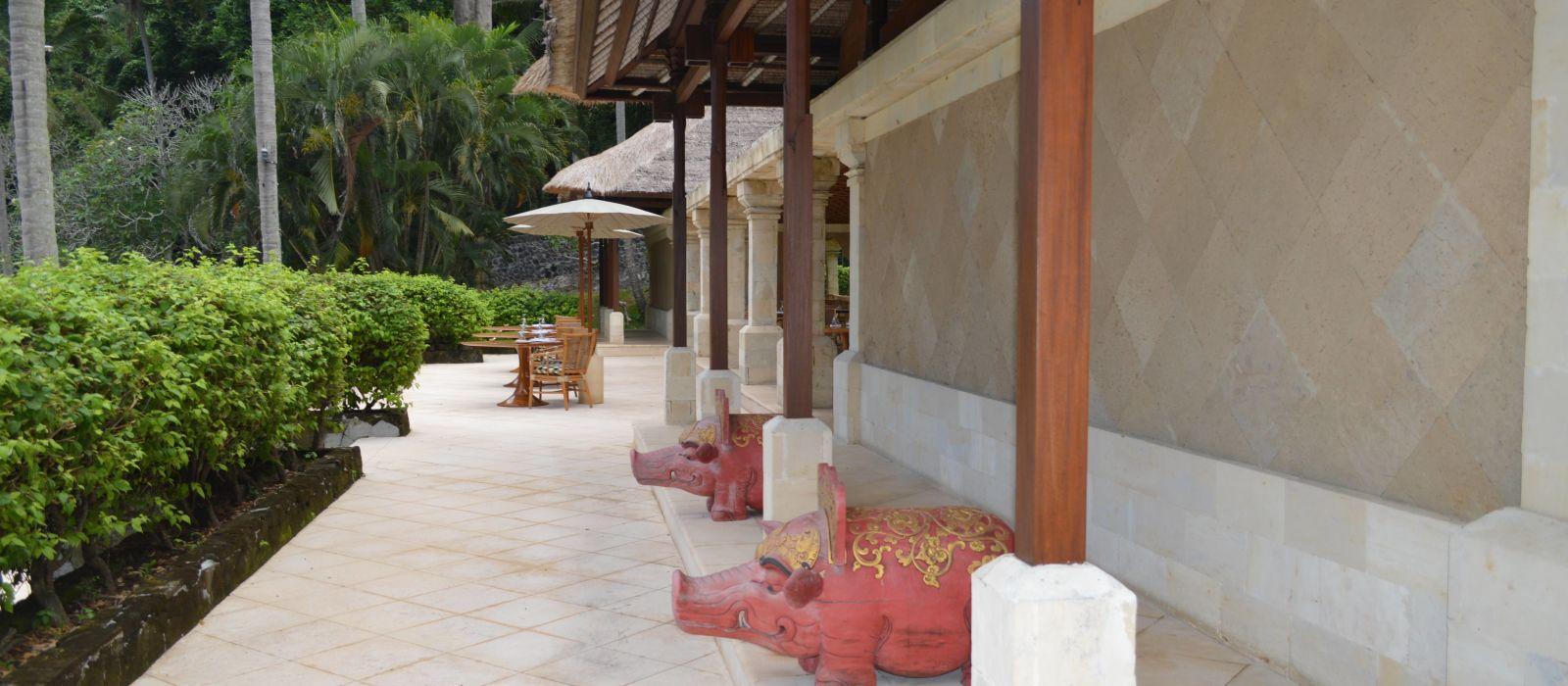 Hotel Amankila Indonesia