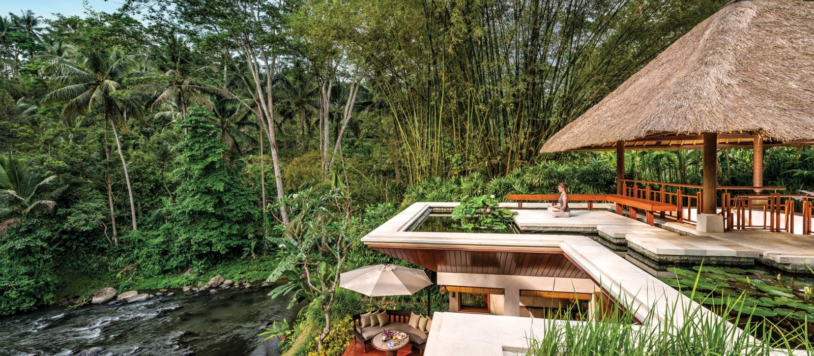 Four Seasons Resort Bali At Sayan Enchanting Travels