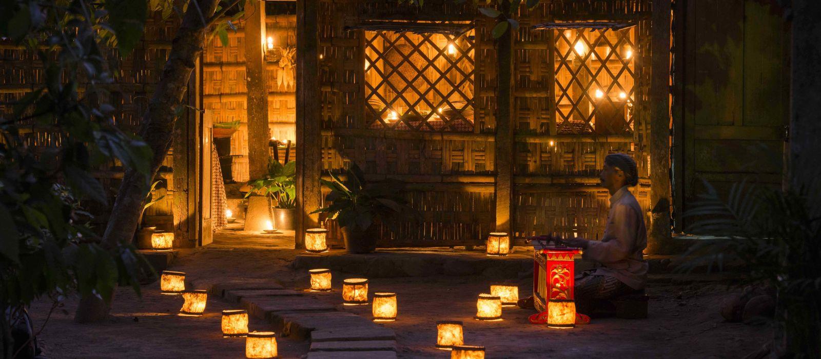 Hotel Amanjiwo Indonesien