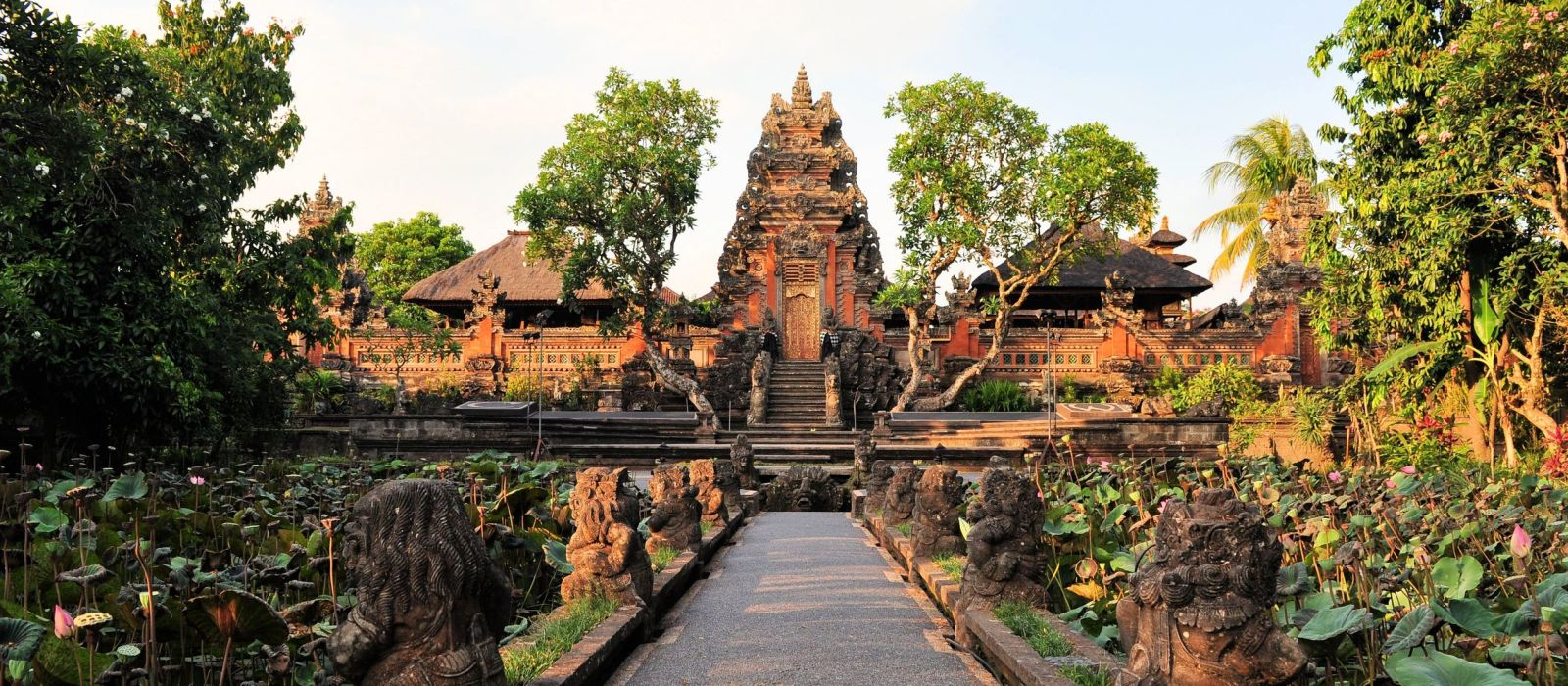 Stilvoll, elegant und luxuriös durch Indonesien Urlaub 2