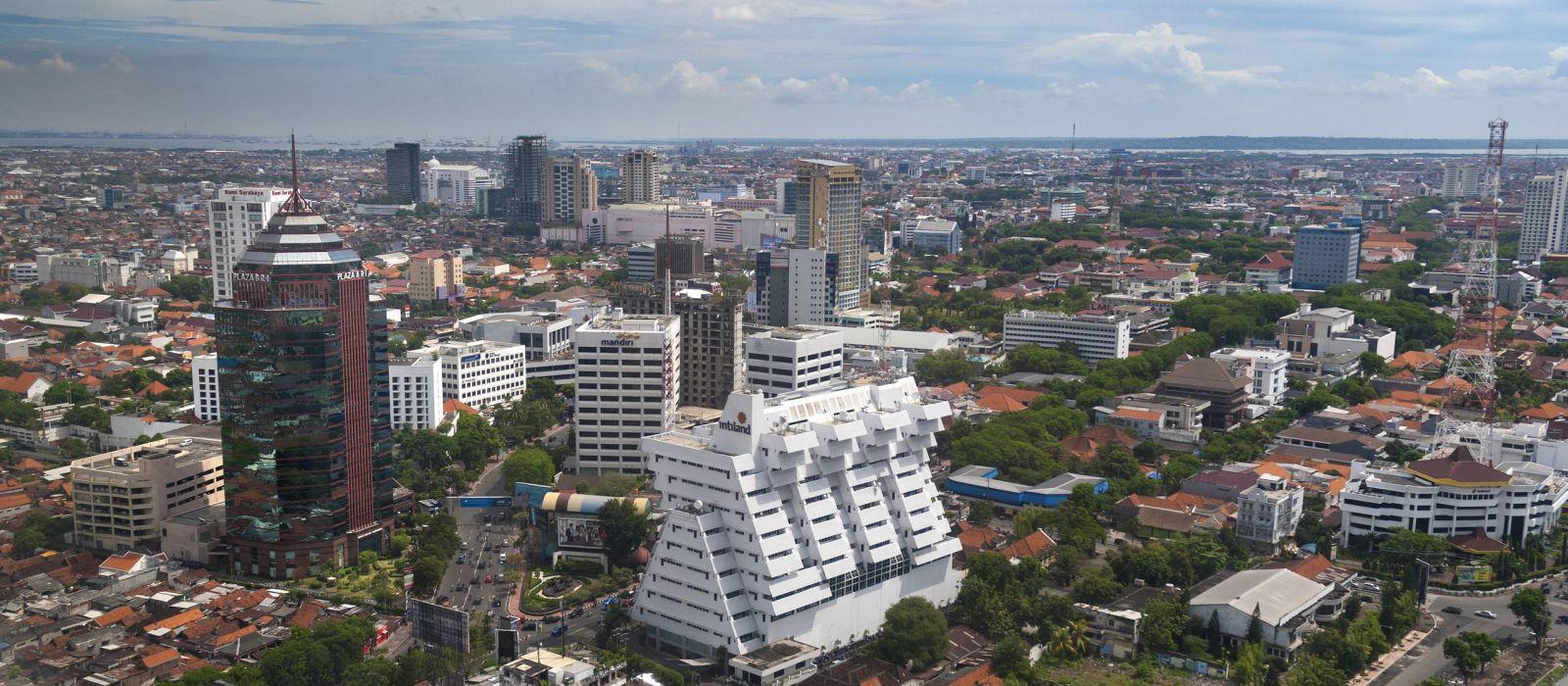 Reiseziel Surabaya Indonesien