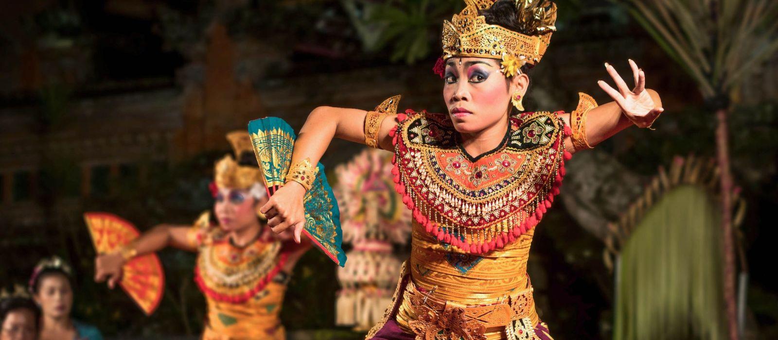 Landschafts- und Kulturerbe Indonesiens Urlaub 2