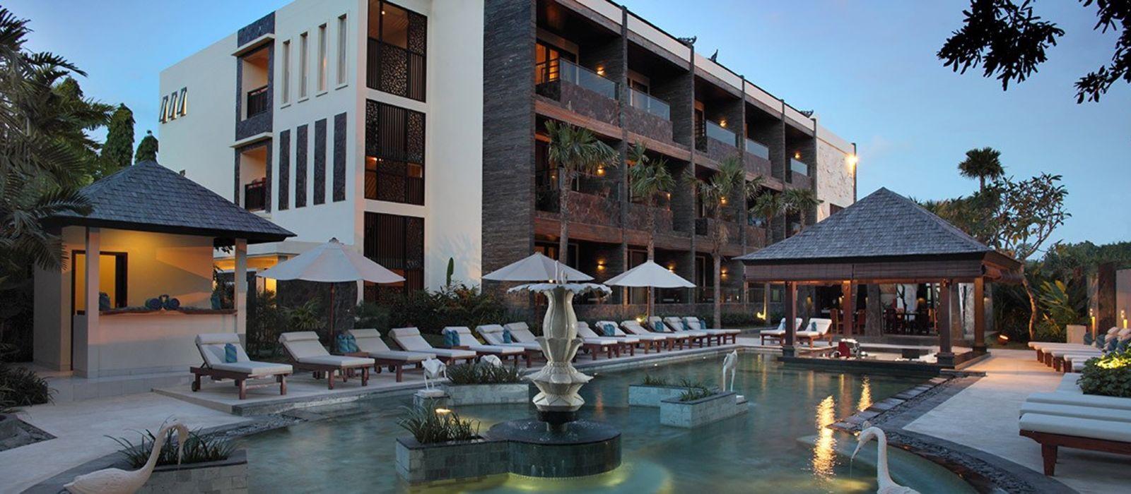 Hotel The Seminyak Beach Resort Indonesien