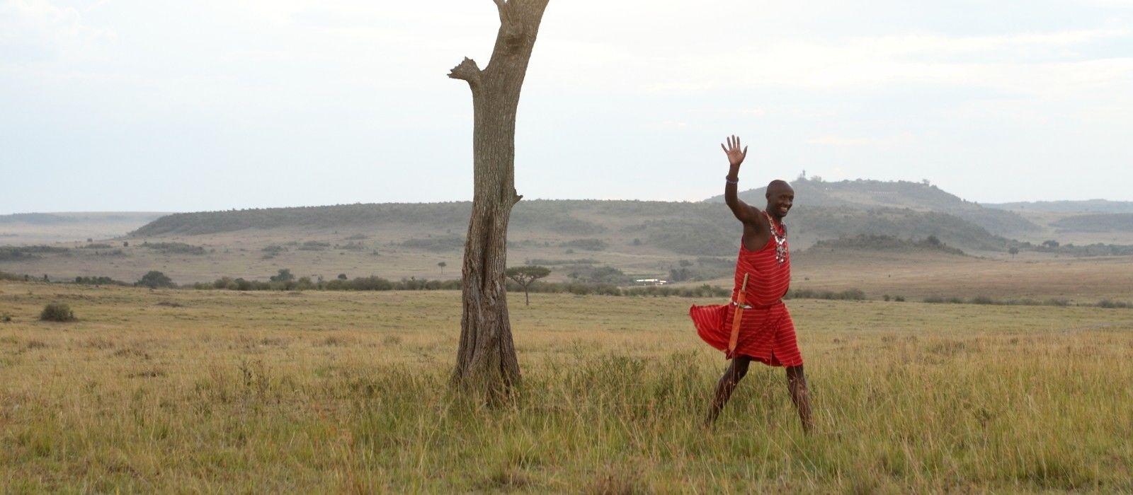 Wildes Kenia – Luxus Safari Reise Urlaub 3