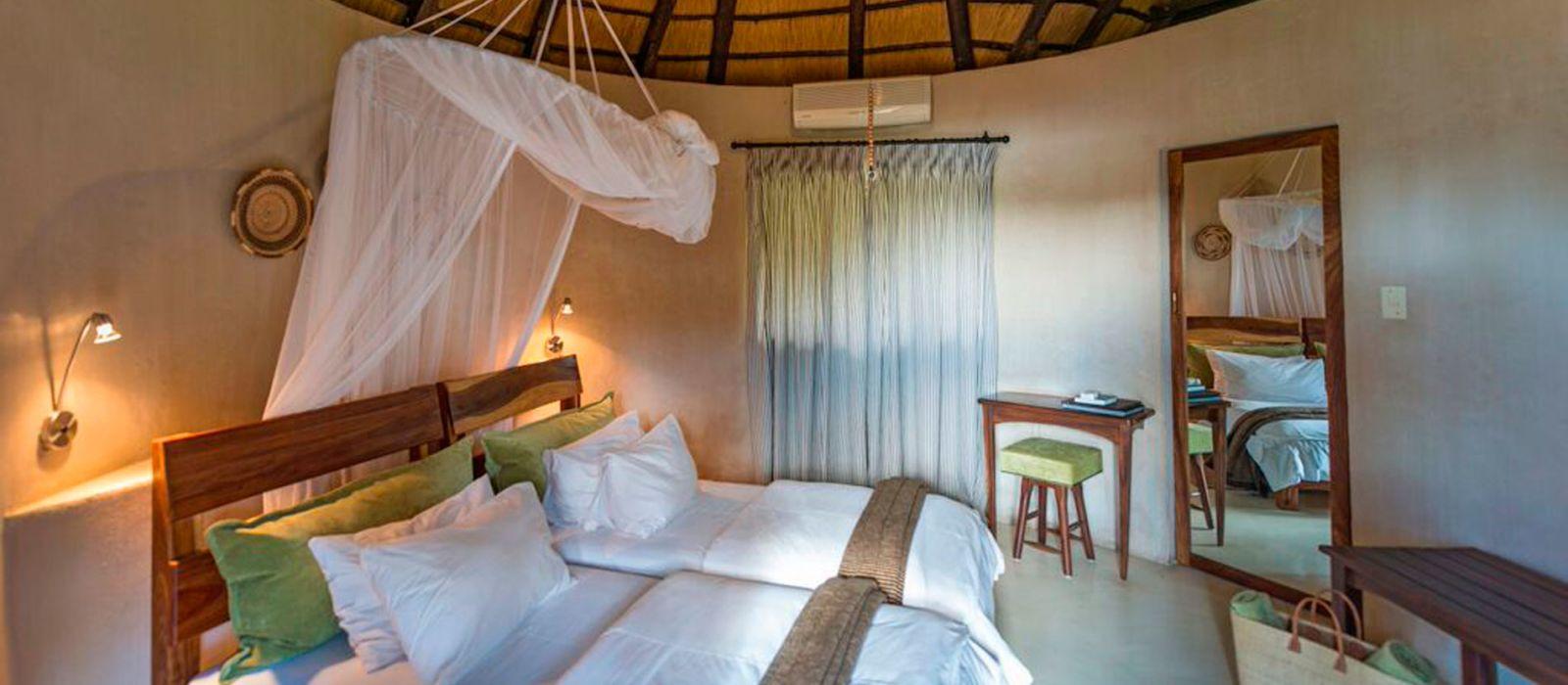 Hotel Onguma Bush Camp Namibia