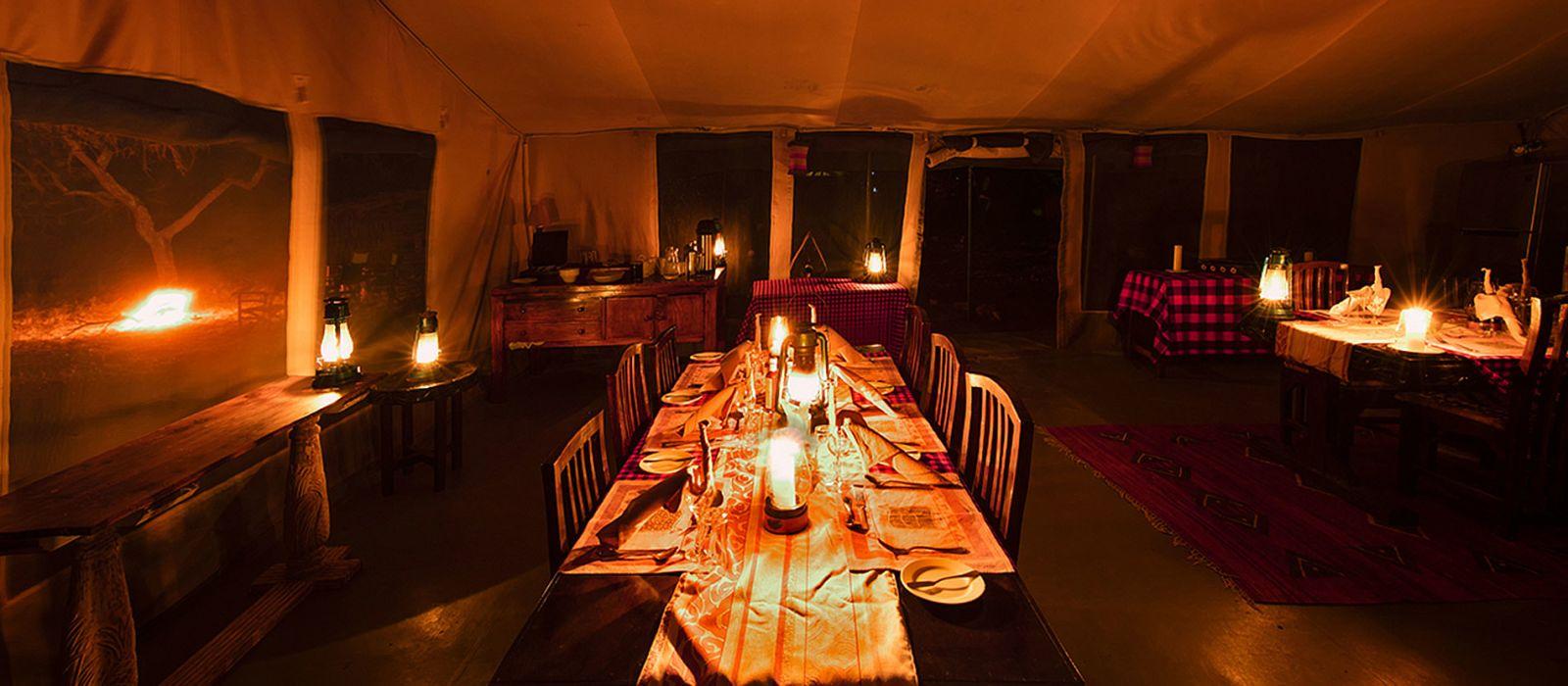 Hotel Amboseli Porini Adventure Camp Kenya