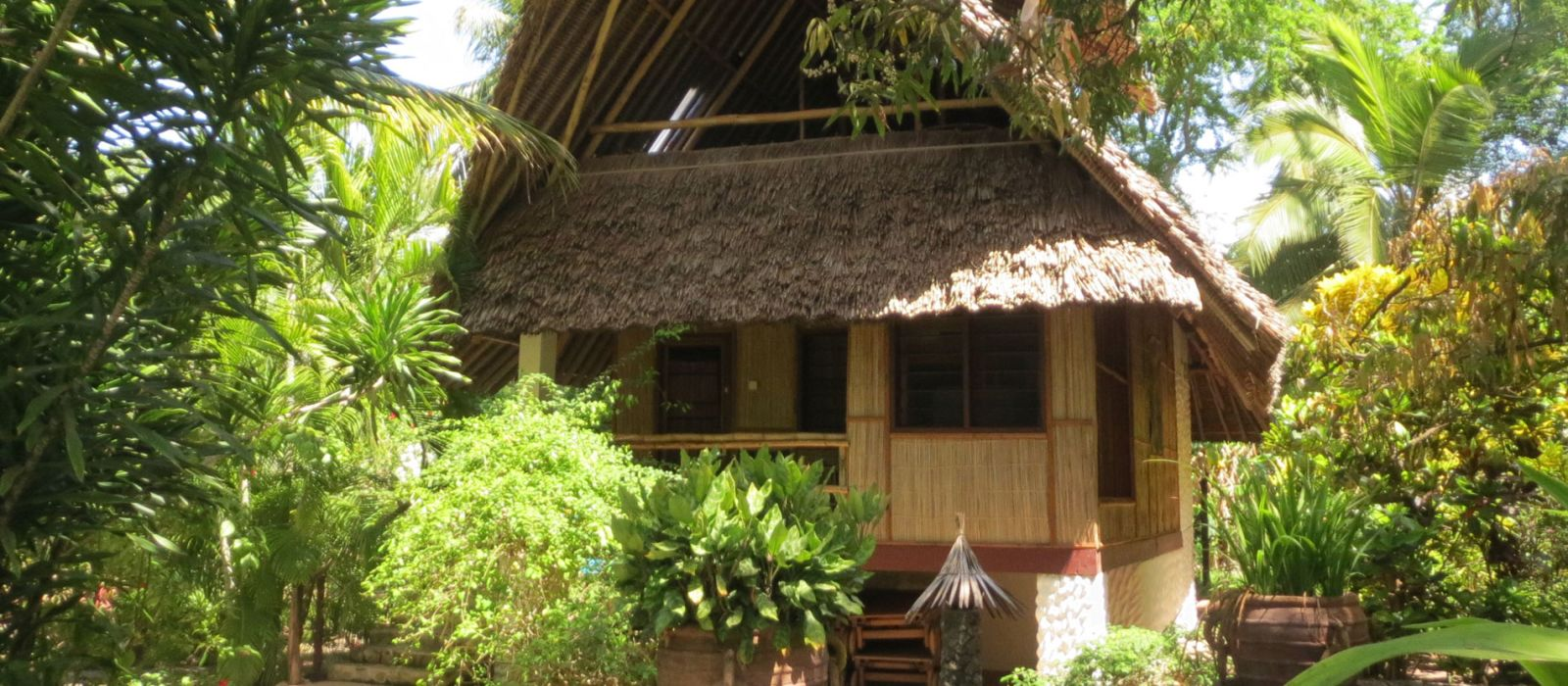Hotel Mbuyu Bungalows Kenia