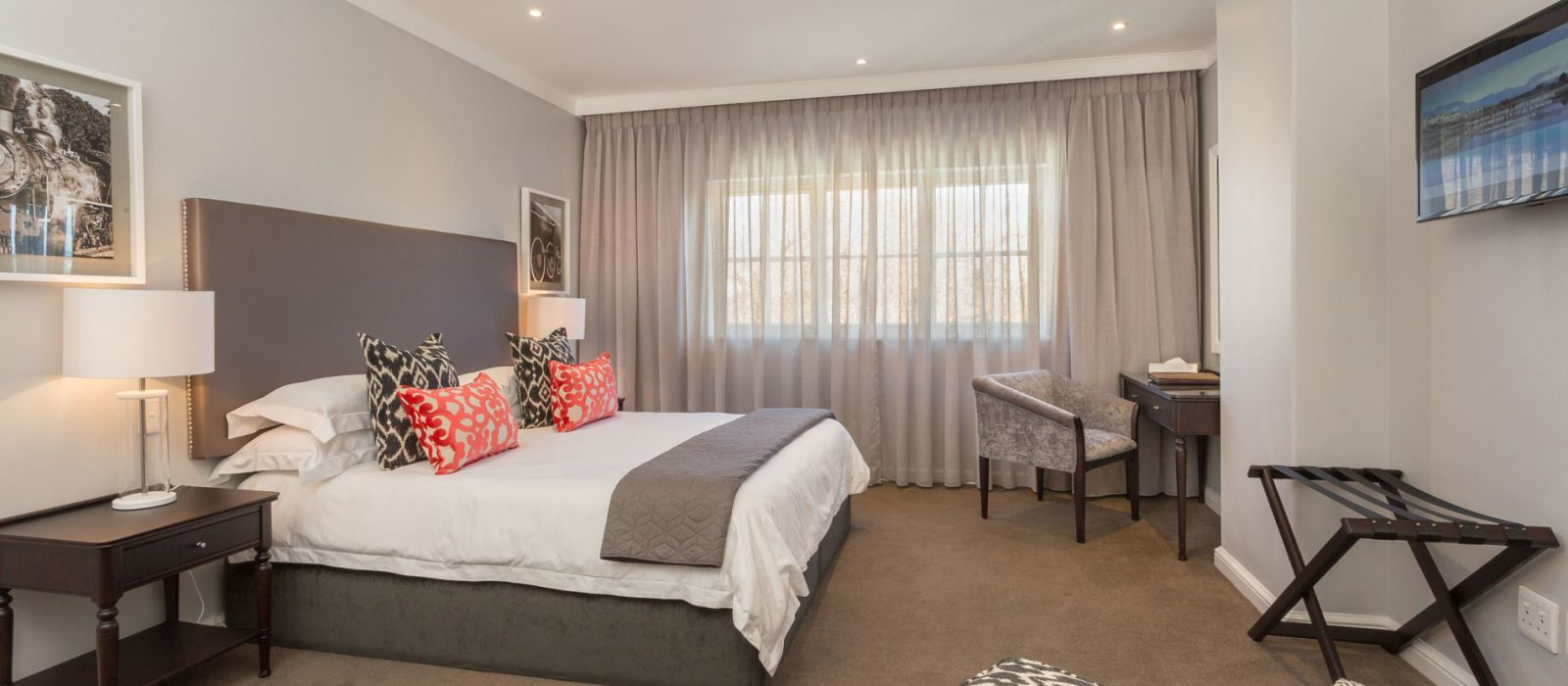 Fancourt Hotel Rooms