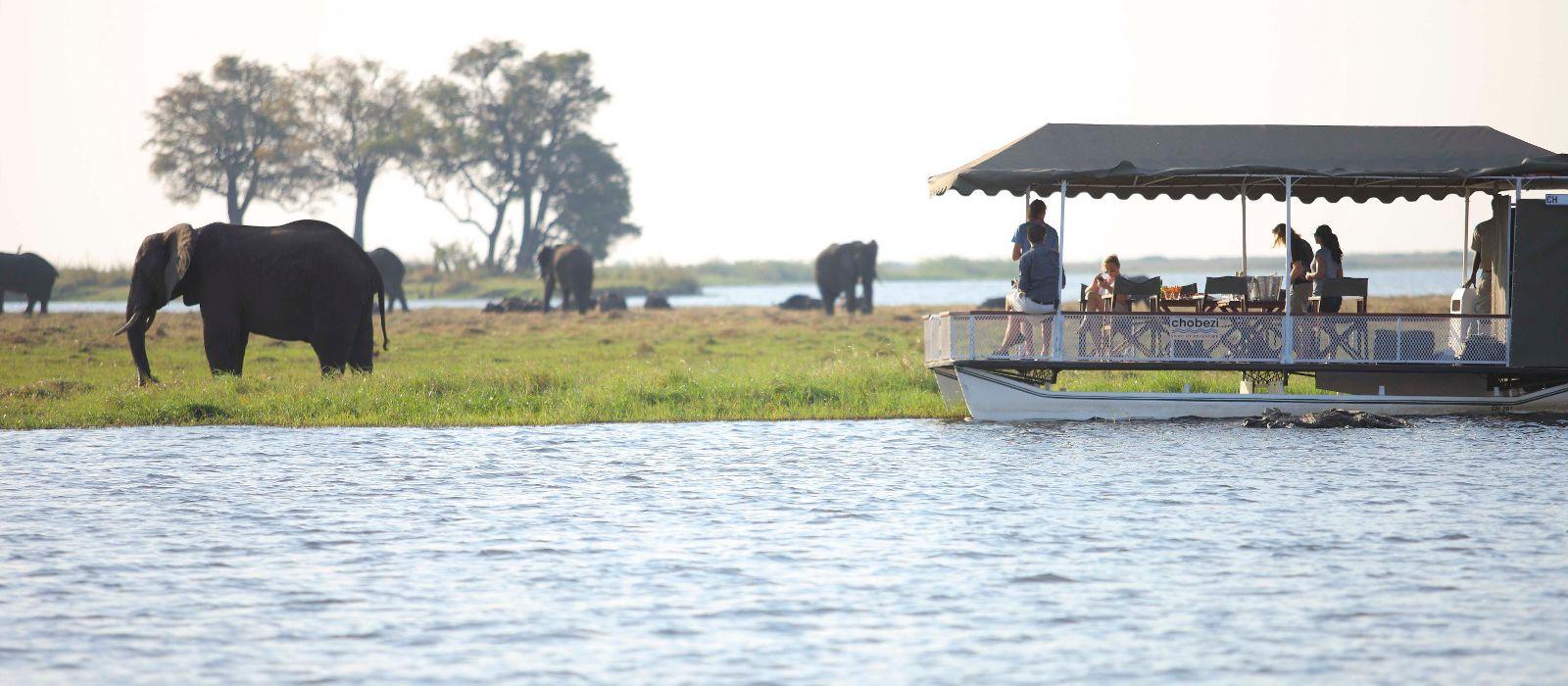 Hotel Chobe Under Canvas Botswana