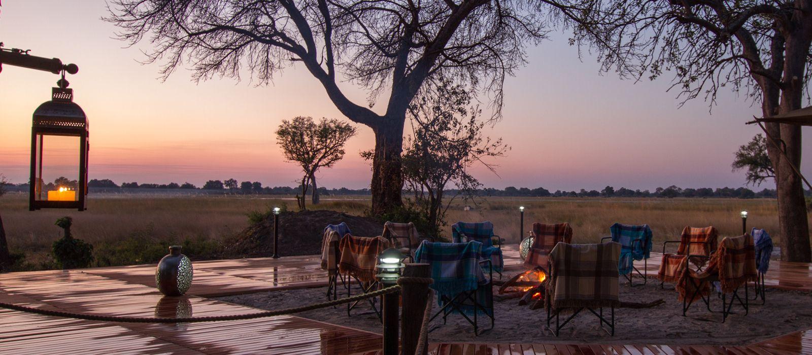 Hotel Kadizora Camp Botswana