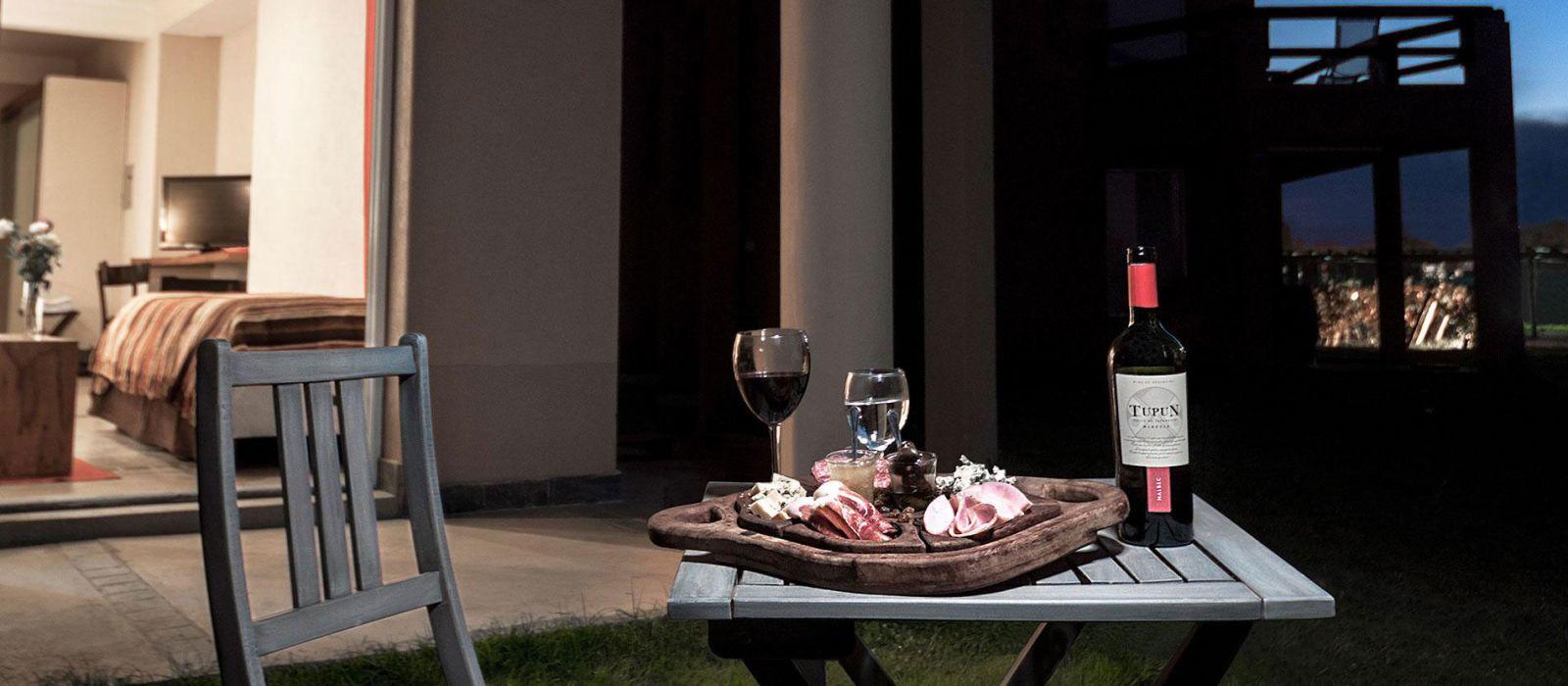 Hotel Villa Mansa Wine  Argentinien