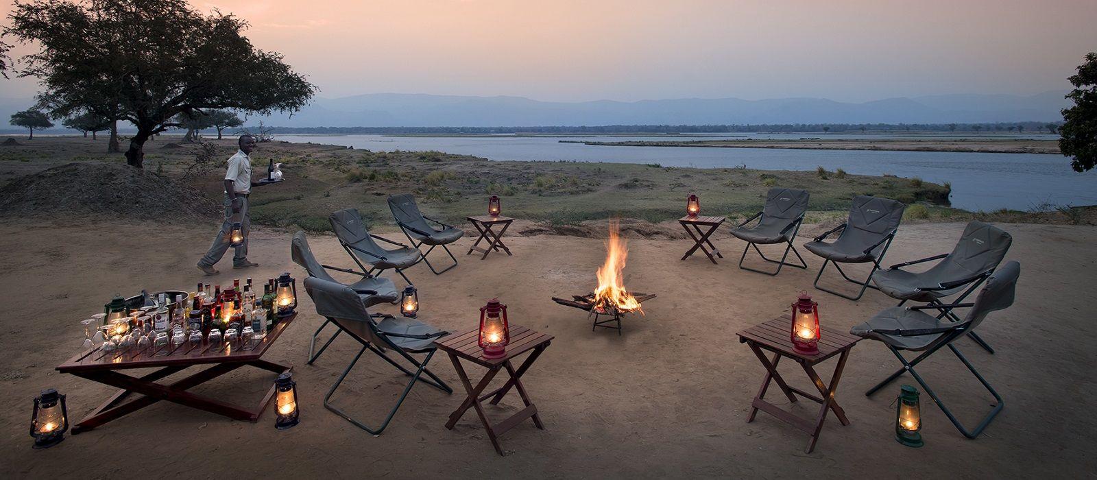 Hotel Zambezi Expeditions Camp Zimbabwe