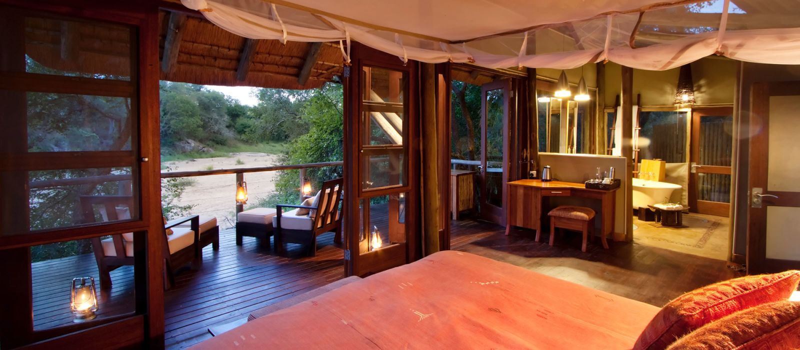 Hotel Rhino Post Safari Lodge Südafrika