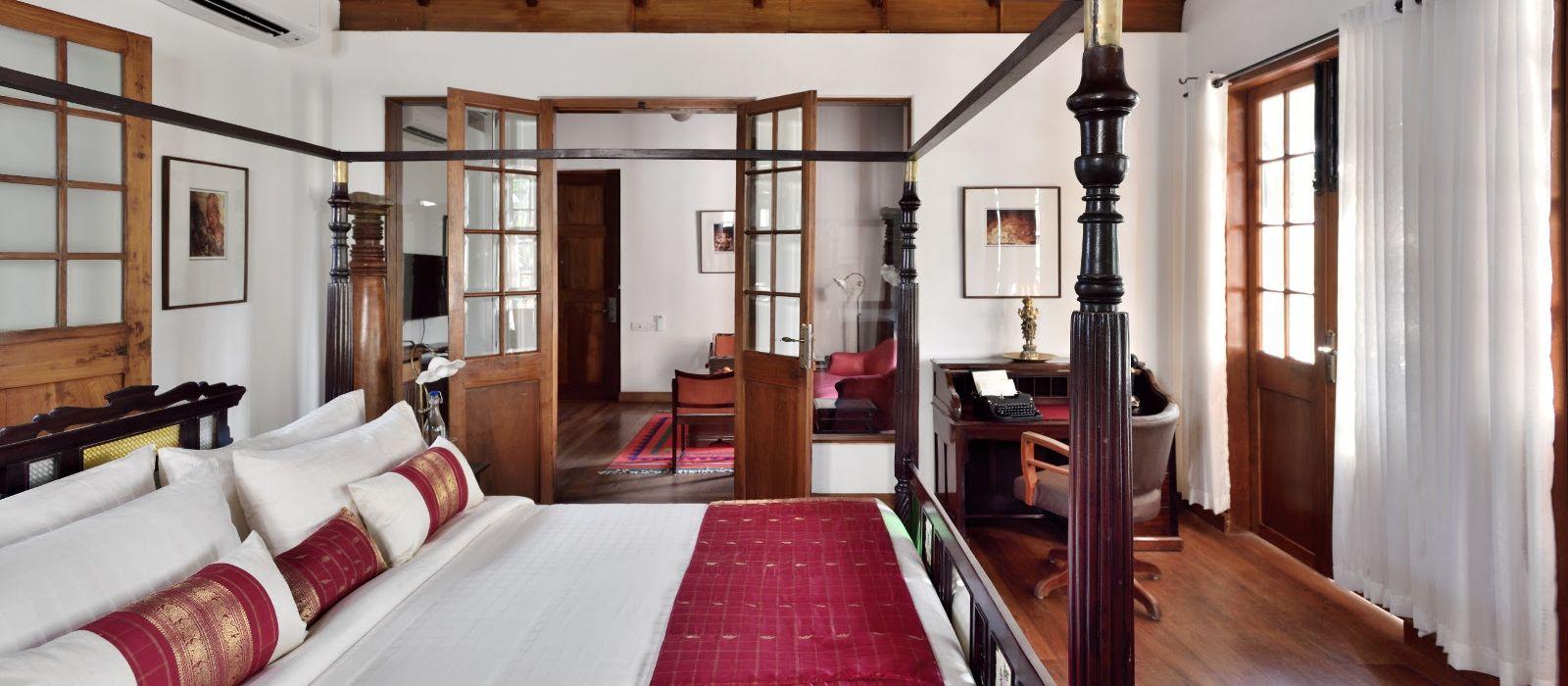Hotel Das Svatma Boutique  Südindien
