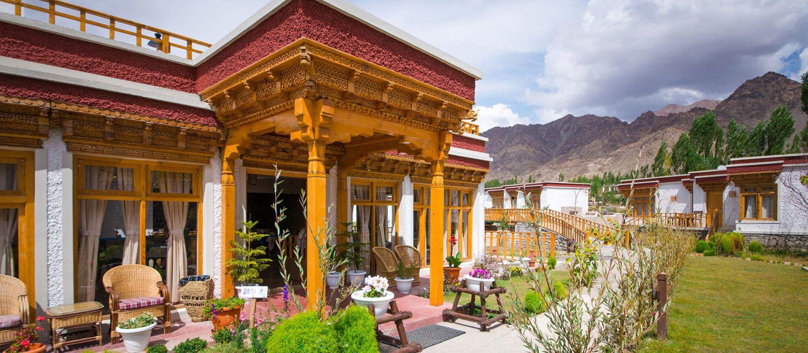 Hotel Saboo Resorts Himalayas