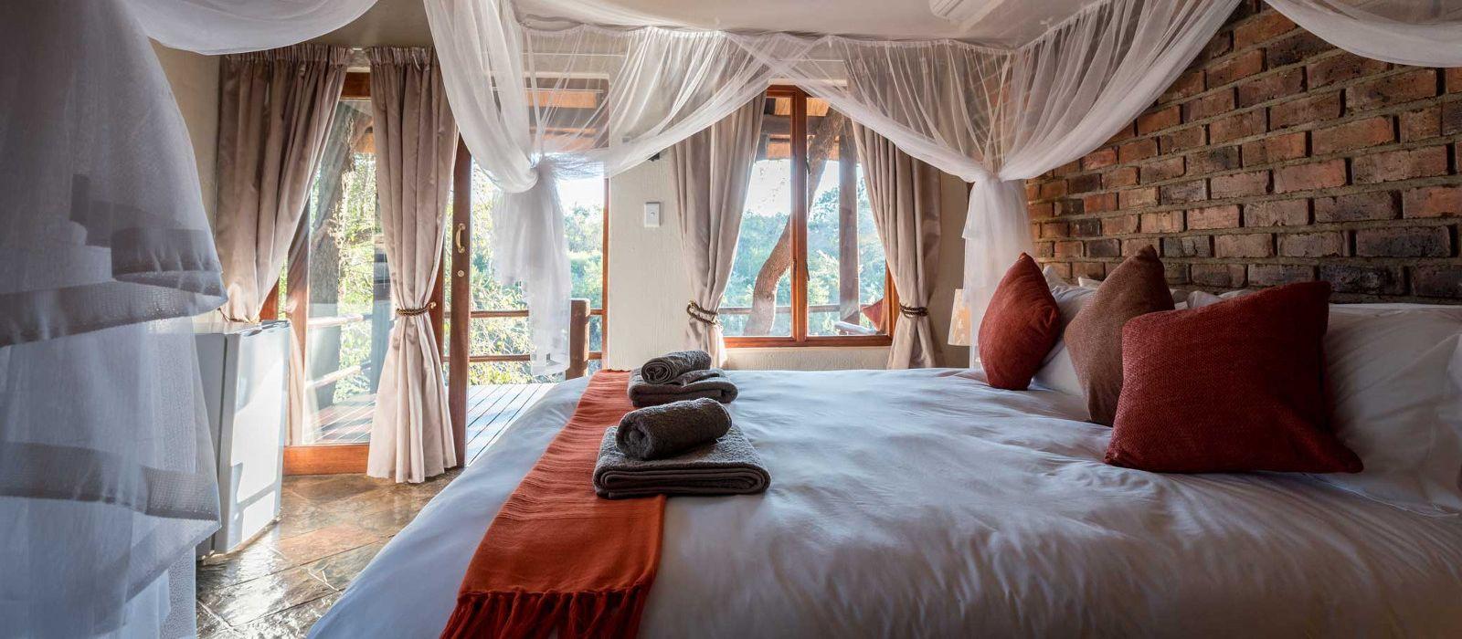 Hotel Klaserie River Safari Lodge Südafrika