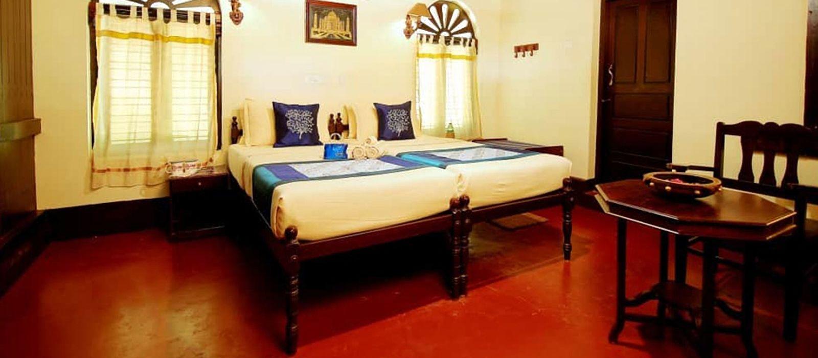 Hotel Emerald Isle Heritage Villa South India