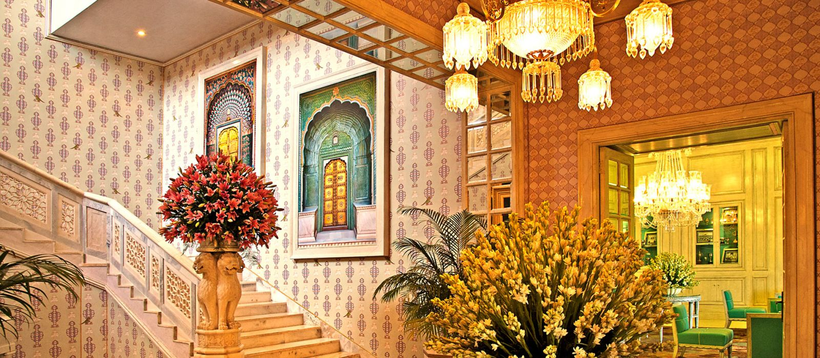 Hotel Raj Mahal North India
