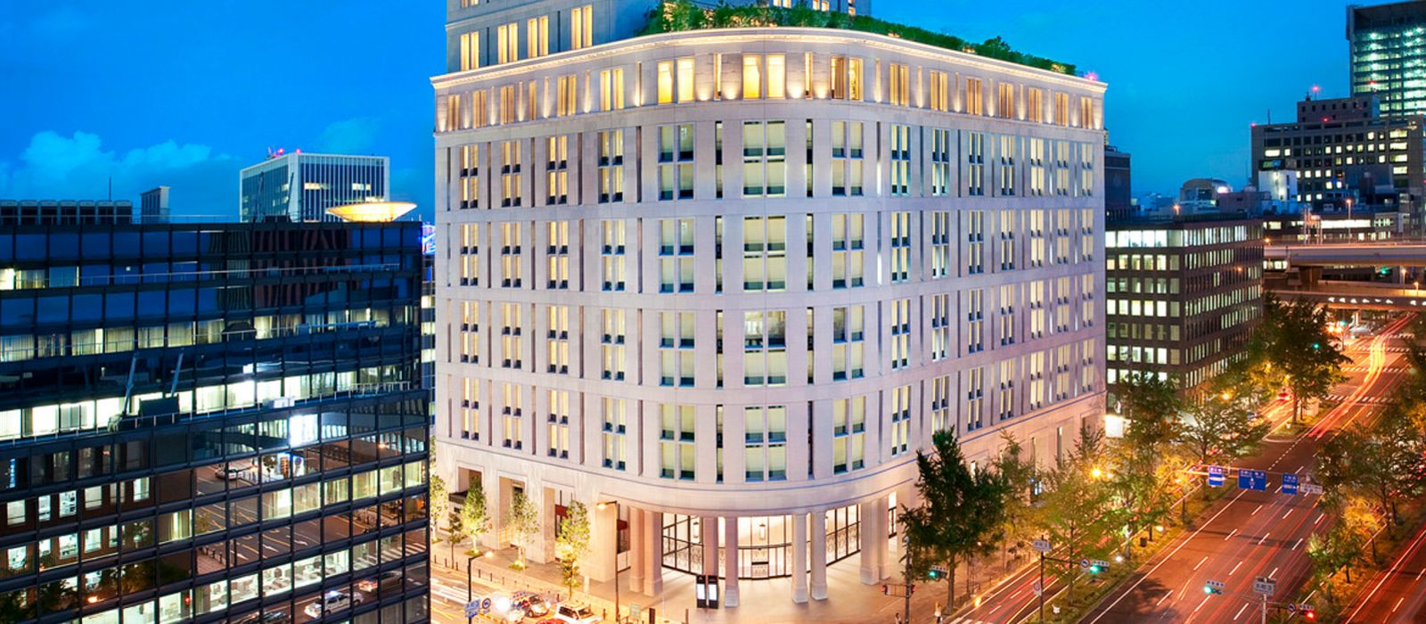 Hotel The St. Regis Osaka Japan