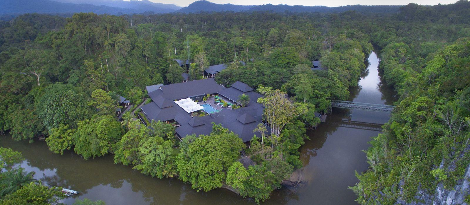 Abenteuer Wildnis – Borneos Dschungel und Strände Urlaub 6