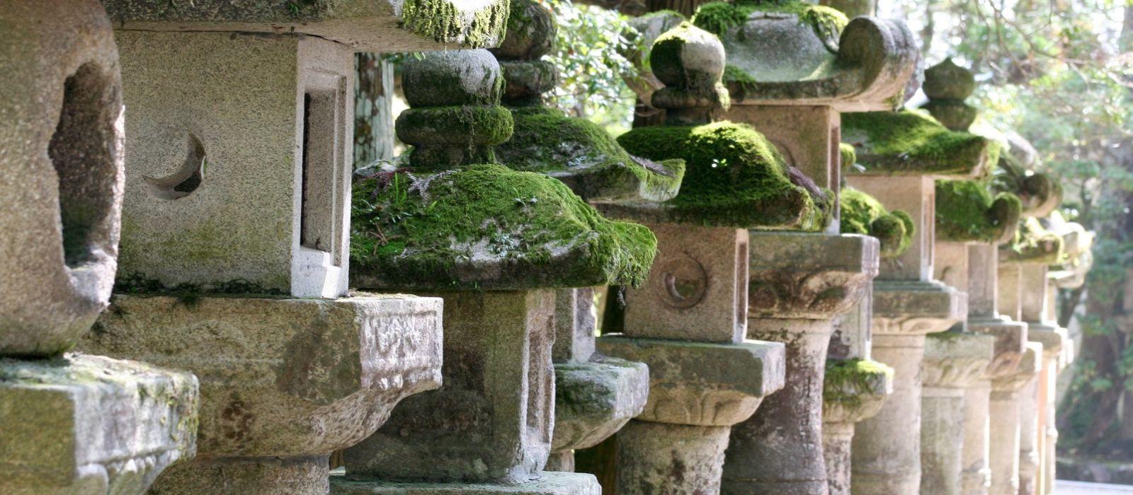 Kultur & Geschichte Japans Urlaub 5