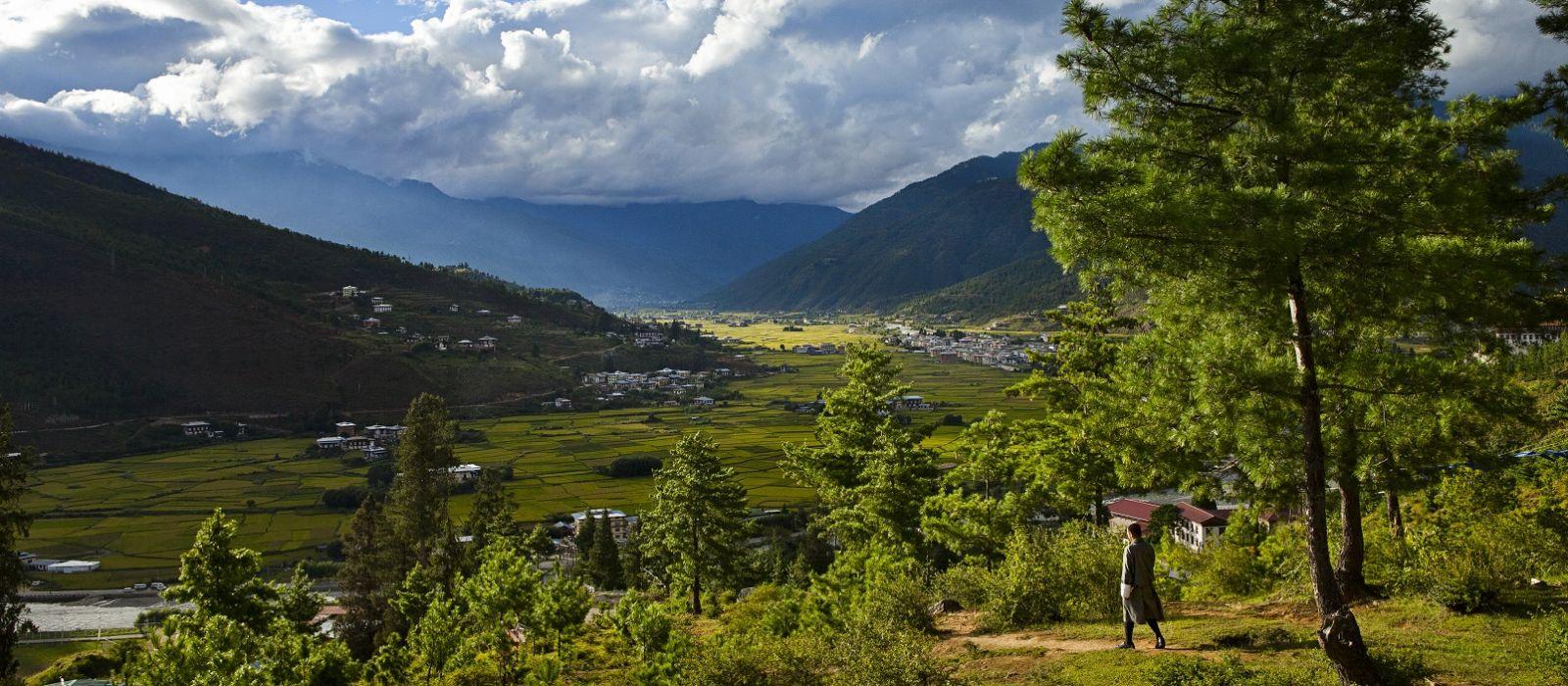 Amankora Exklusivangebot: Luxuriöses Bhutan Urlaub 3