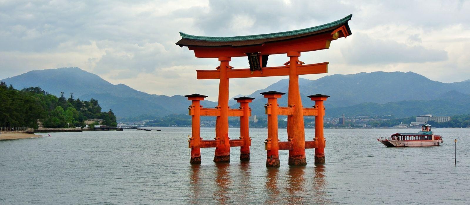 Historic Japan and Koh Samui Beach Escape Tour Trip 4