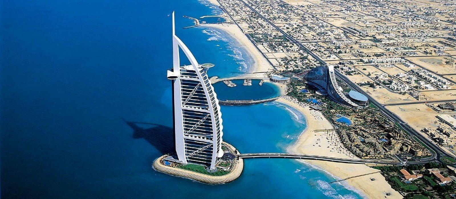 Goldener Sand: Dubai und die Malediven Urlaub 3