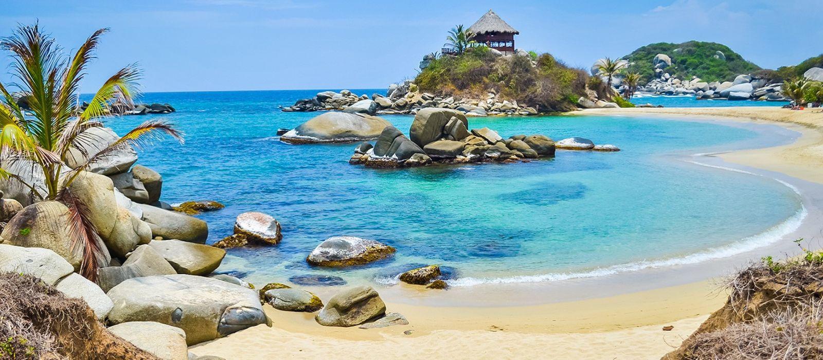 Kolumbien für Einsteiger Urlaub 1