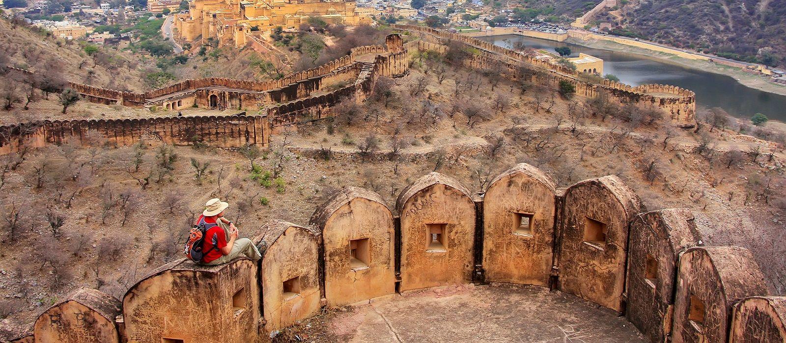 Nordindien und Dubai: Goldenes Dreieck & Wüstenmetropole Urlaub 2
