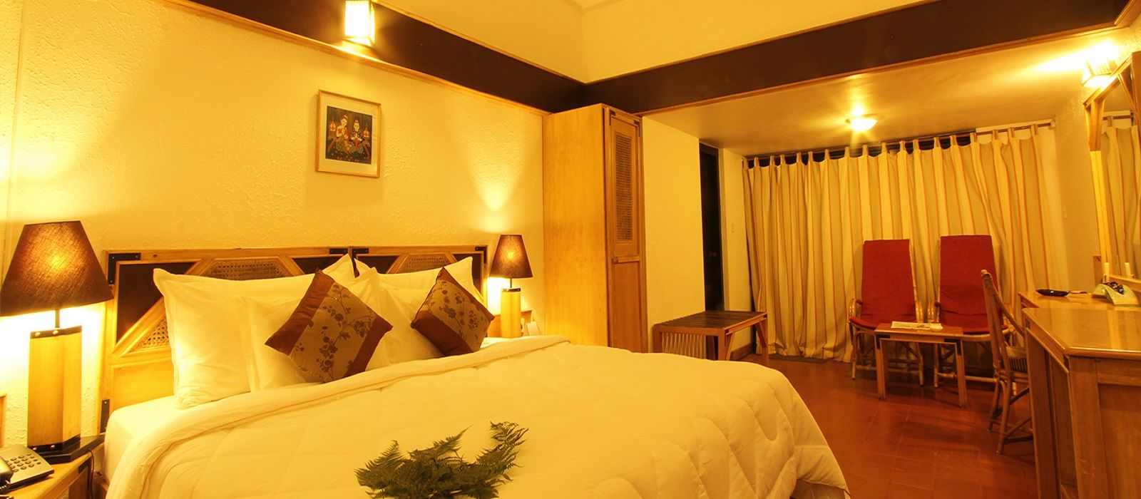 Hotel The Tall Trees South India