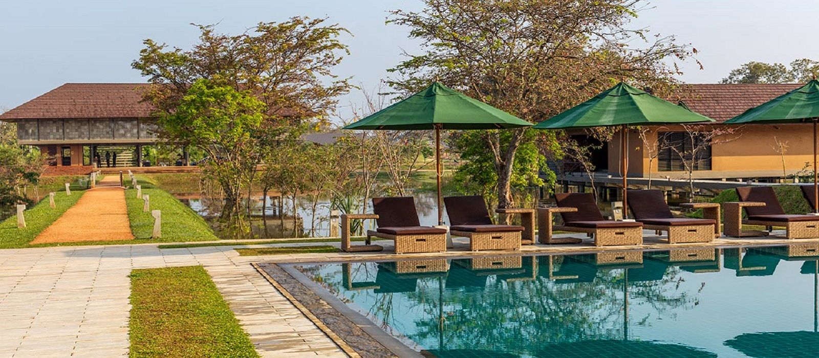 Hotel Water Garden Sigiriya Sri Lanka