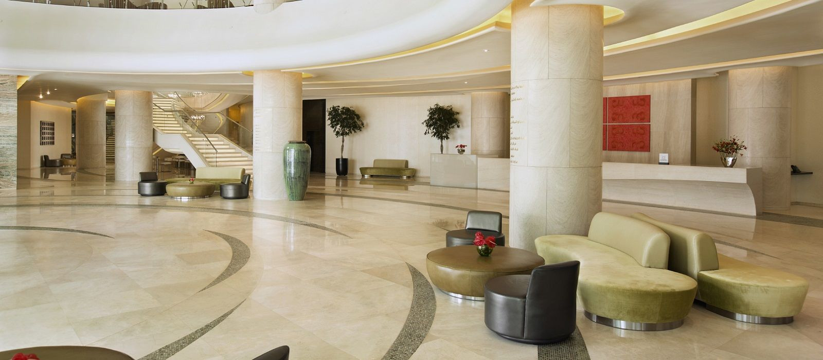 Hotel Hilton Capital Grand Abu Dhabi United Arab Emirates