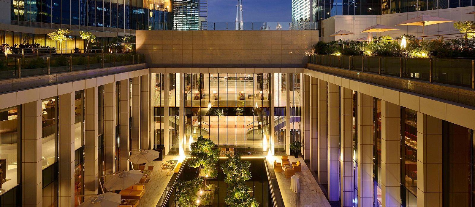 Hotel The Oberoi, Dubai United Arab Emirates