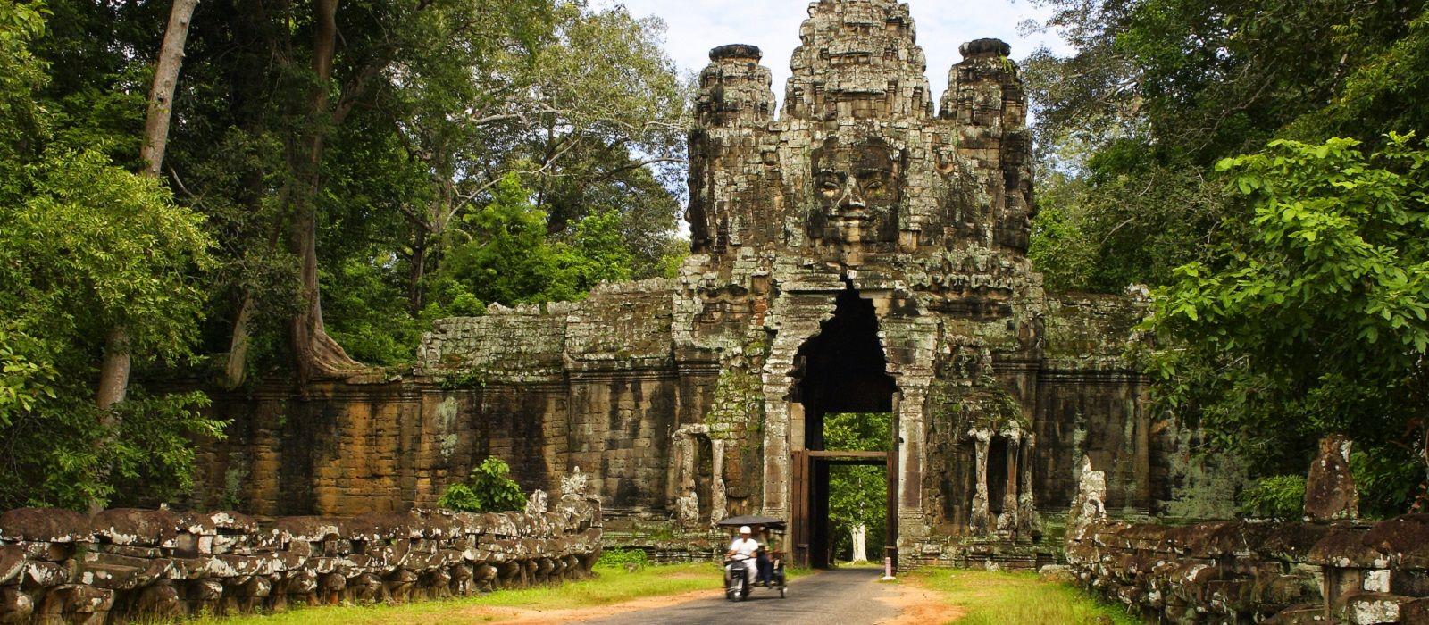Cambodia's Culture, History and Pristine Beaches Tour Trip 2