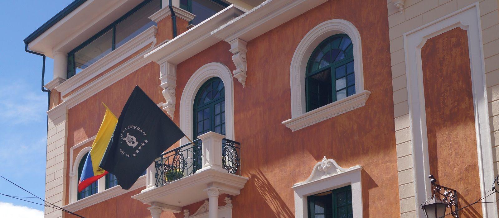 Hotel  de la Opera Kolumbien