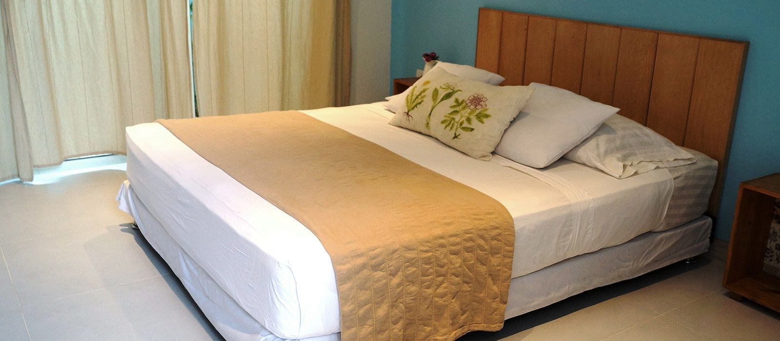 Hotel La Casa del Patio Kolumbien