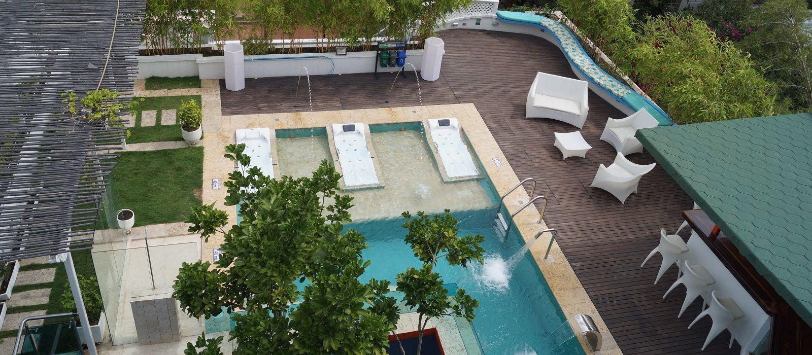 Hotel Placita Vieja Kolumbien
