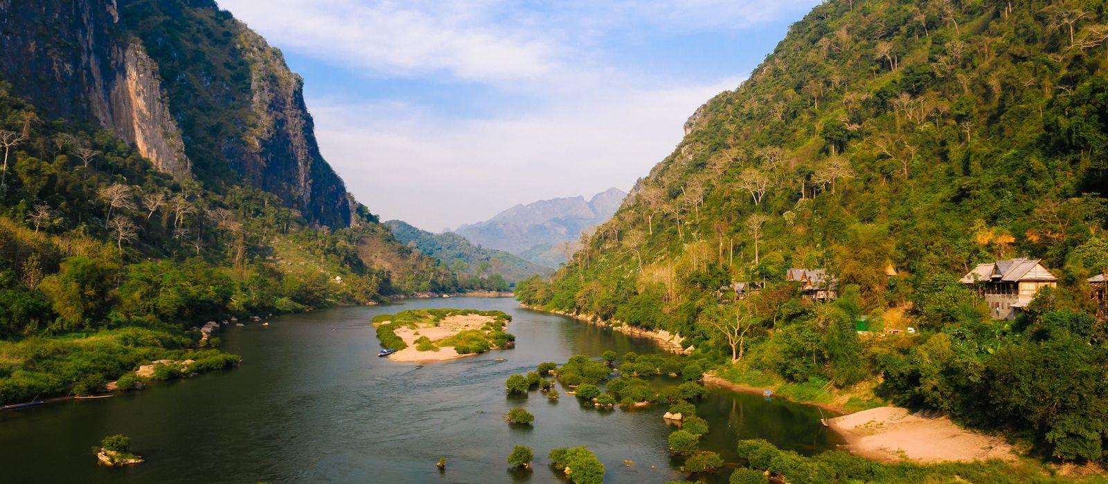 Verlieren Sie sich in der Schönheit von Laos Urlaub 5