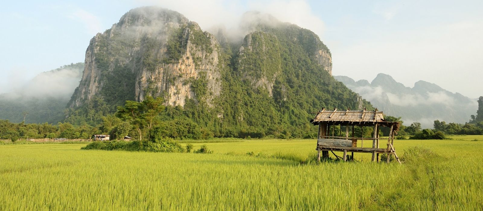 Lose yourself in Laos Tour Trip 1