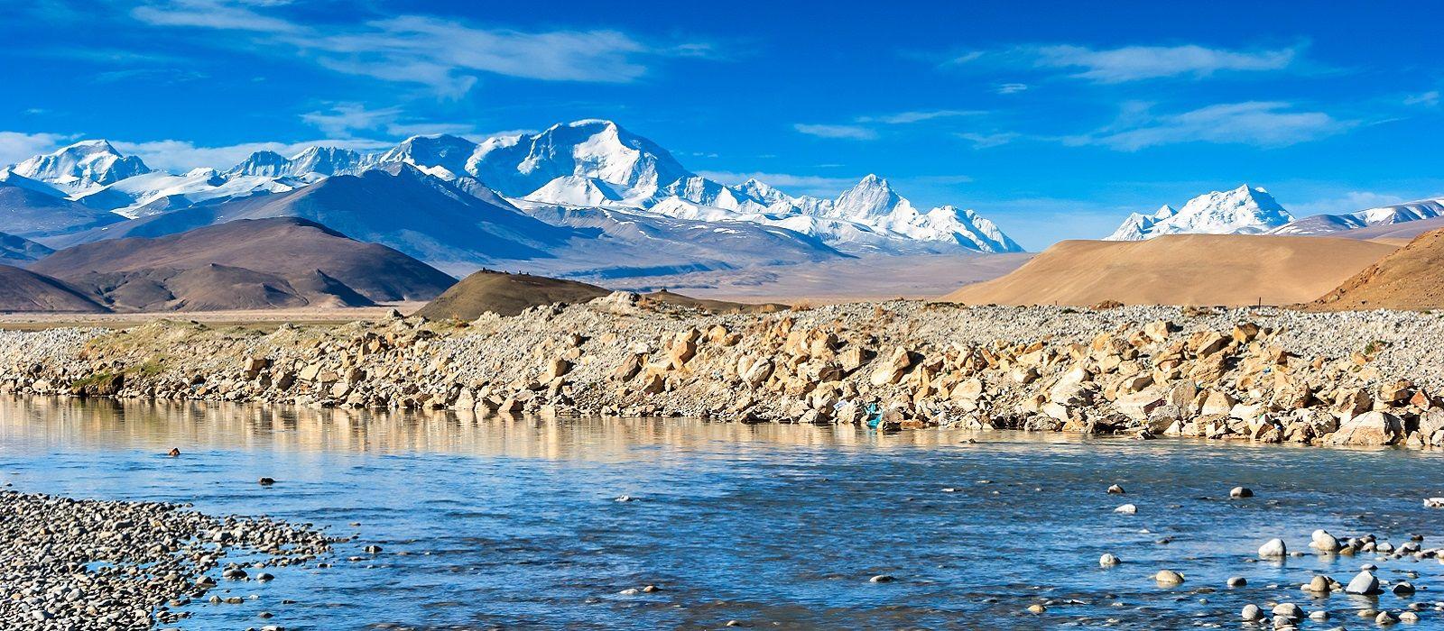 Travel Destination Tíbet